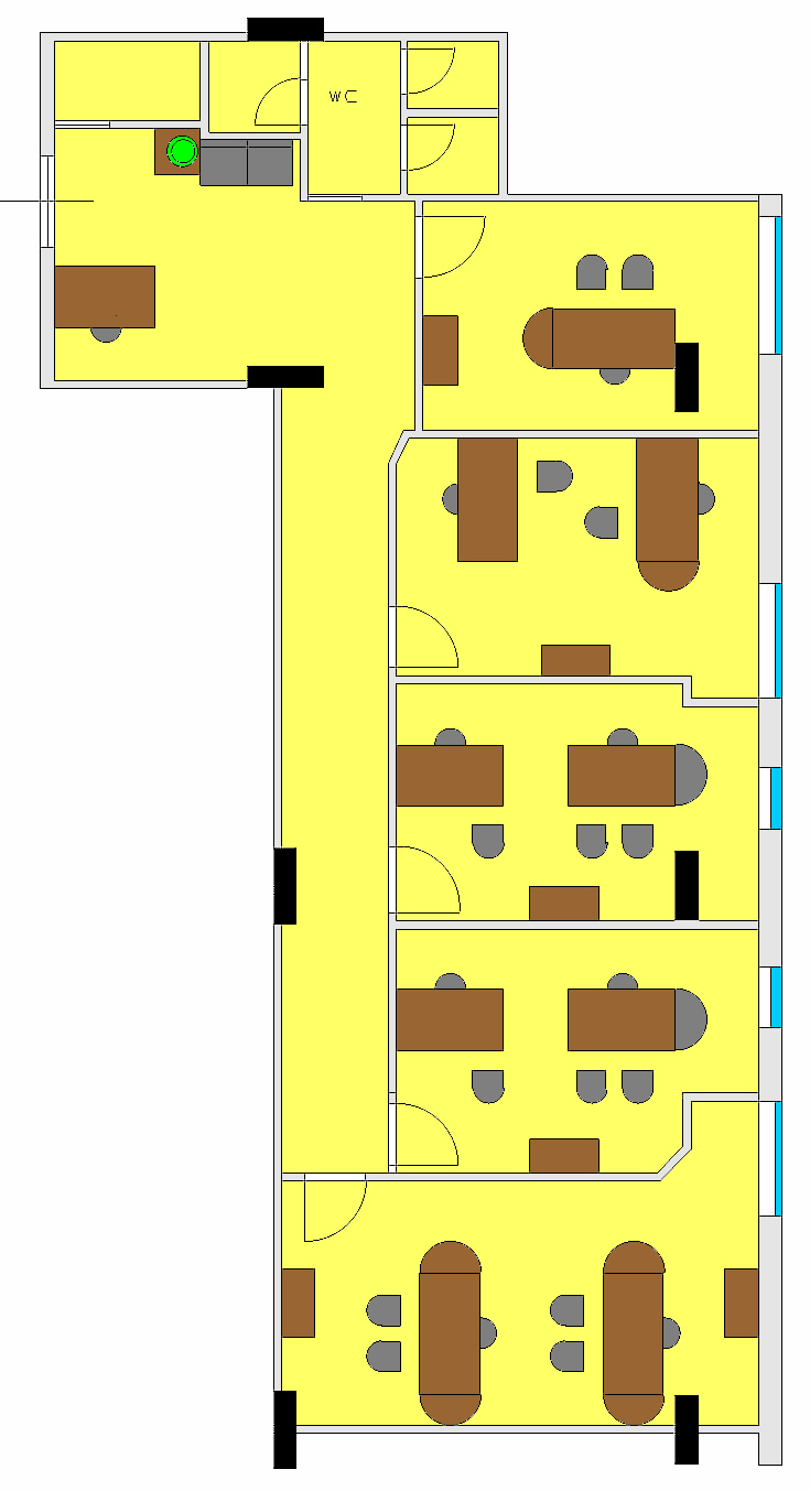 Pianta design orari idea creativa della casa e dell for Creatore della mappa della casa